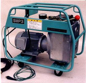 モーター式油圧ポンプ(SMP3型)