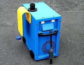 1人用冷暖房装置(KSC-10型)