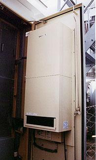 屋外分散盤用冷房装置(KSC-1000型)