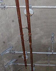 銅剛体用ジャンパ線