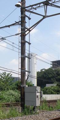 直流用検電接地装置 N4S型