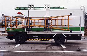 電気レスキュー車