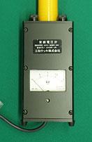 架線電圧計メータ部